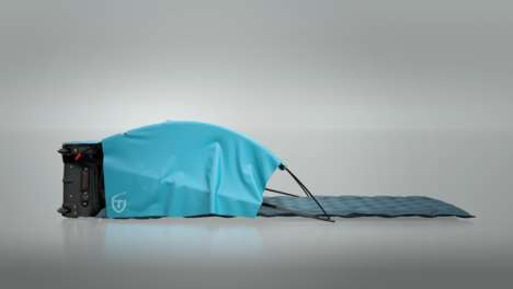 Sleep-Enabling Luggage Accessories