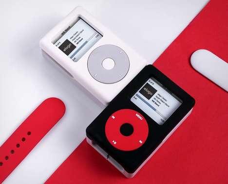 Nostalgic Technology Smartwatch Stands