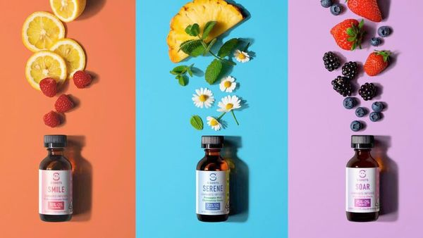 12 CBD-Infused Wellness Shots