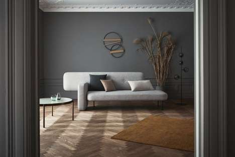 Asymmetric Interconnecting Couches