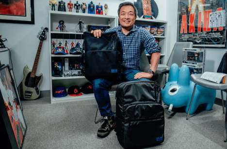 Comic Book-Friendly Backpacks