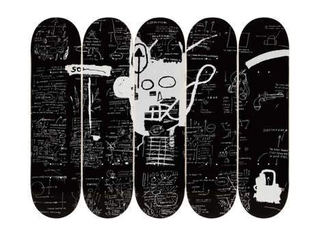 Iconic Artistry Skateboards