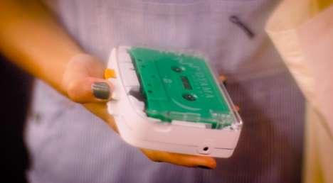 Bluetooth Cassette Players