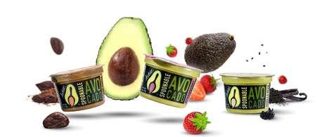 Avocado Snack Cups
