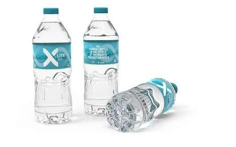 Reduced Plastic Water Packaging
