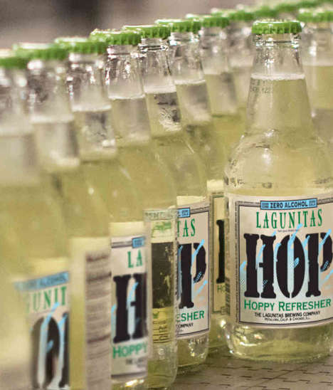 IPA-Inspired Sparkling Water