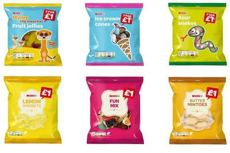 Summertime Sugar Confectionery Sweets