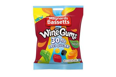 Premium Reduced Sugar Candies
