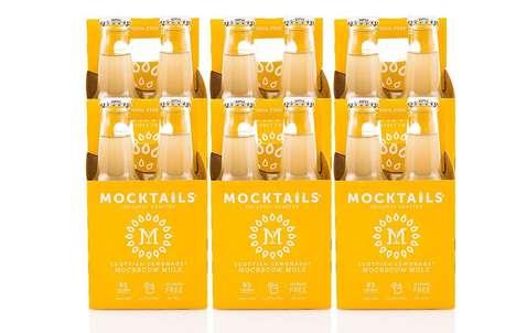 Premium Non-Alcoholic Mocktails