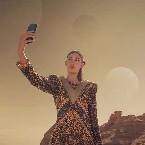Martian Smartphone Campaigns