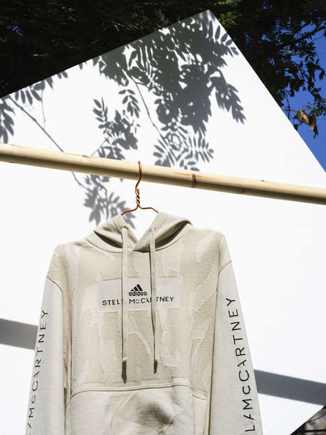 Entirely Recyclable Hoodies