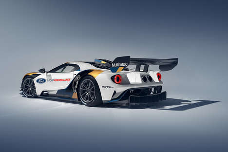 Limited-Edition Race Cars
