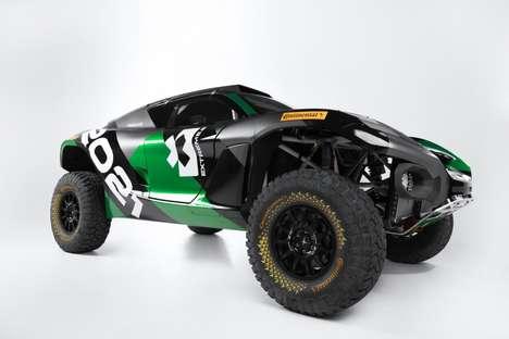 Race-Ready Eco Cars