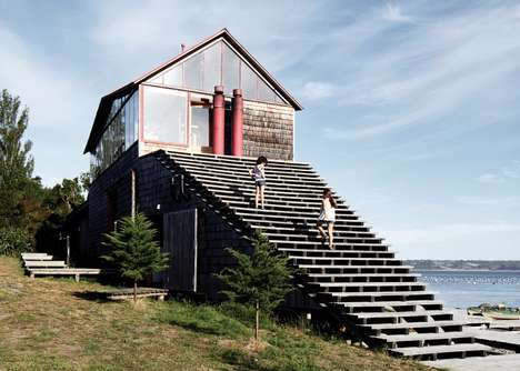 Elevated Chilean Retreat Homes
