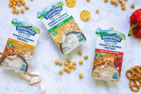 Savory Yogurt Snack Packs