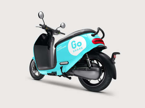 Smart Scooter Sharing Platforms