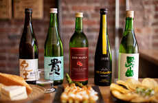 Educationally Authentic Sake Bars - Ototo Uses Its Platform to Educate Guests on Japanese Rice Wine