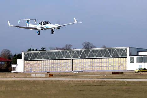 Autonomous Aircraft Landings