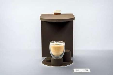 NFC Token Coffee Makers
