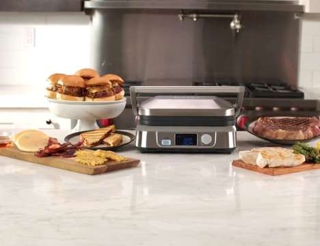 Five-in-One Grill Appliances