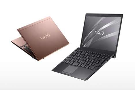 Miniature Connectable Laptops