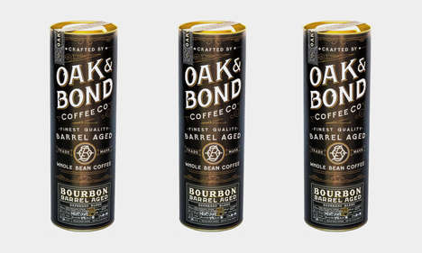 Oak Barrel-Aged Coffee