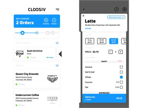 Small Business-Connecting Coffee Orders