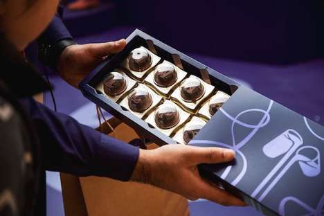 In-Store Chocolate 3D Printers