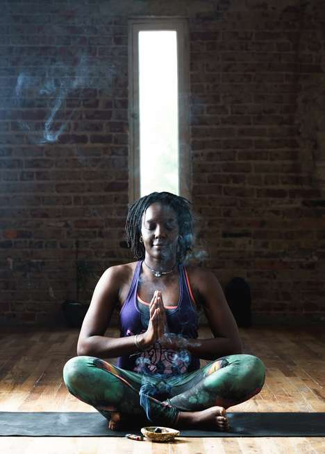 Female-Driven Cannabis Yoga Classes