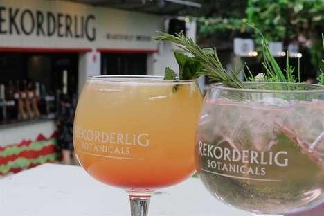 Mixed-Reality Cider Bars