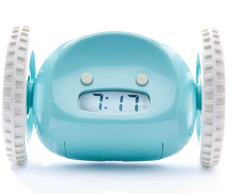 Runaway Alarm Clocks