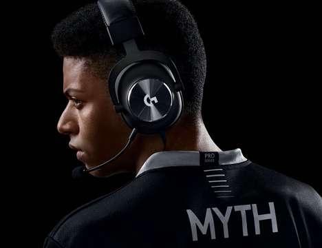 Pro-Grade Gamer Headsets