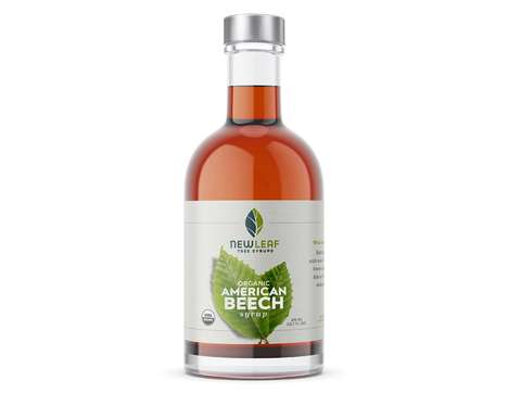 Alternative Tree Syrups