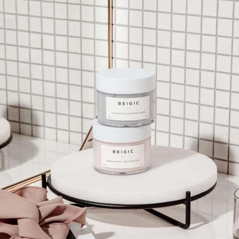 Caffeinated K-Beauty Skincare