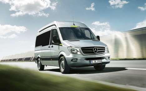Efficient Off-Grid Camper Vans