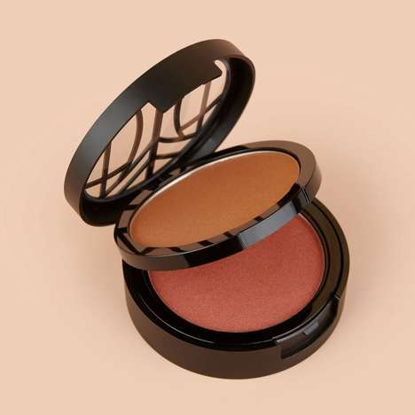 Bronzer-Blush Compacts