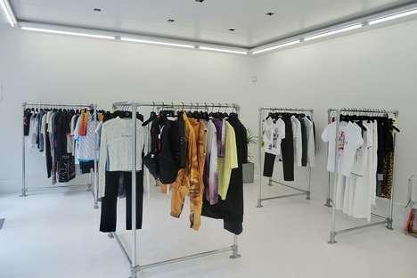 Genderless Concept Stores
