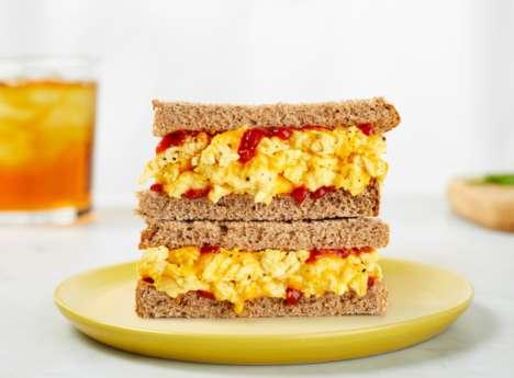 Market-Disrupting Vegan Egg Alternatives