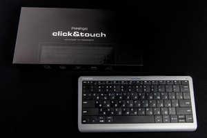 Touchscreen-Like Keyboards