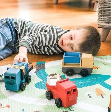 Modular Sustainable Children's Toys