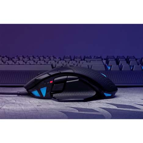 Futuristic Customizable Gaming Mice
