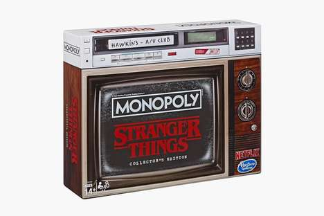 80s Show-Inspired Board Games