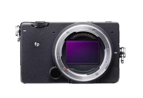 Full-Frame Mirrorless Cameras