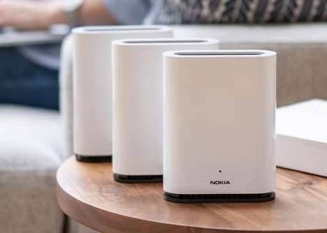 Low-Cost Holistic Connectivity Routers