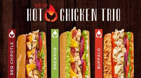 Fast Casual Chicken Sandwiches