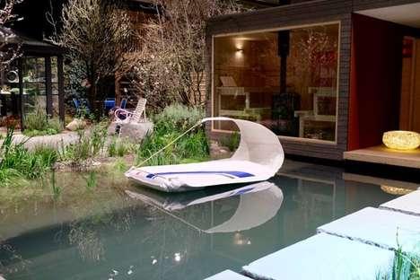 Nautical Sail-Made Seating