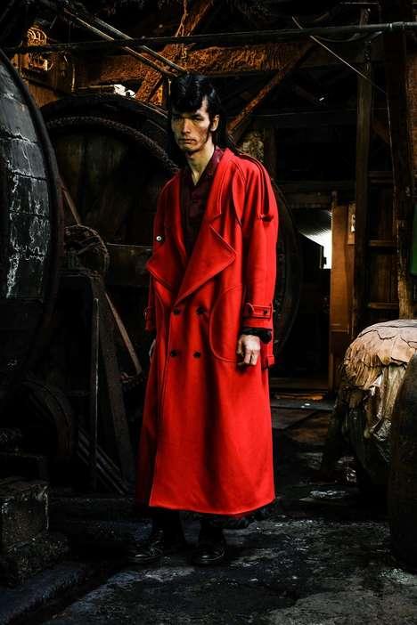 Modernized Traditional Workwear