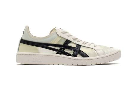 Semi-Transparent Casual Sneakers