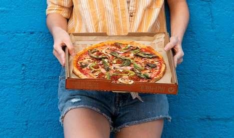 Diet-Specific Pre-Built Pizzas