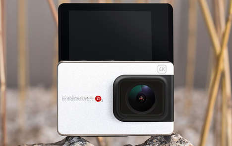 Feature-Rich 4K Action Cams